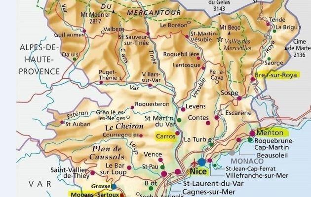 Journée nationale d'Hommage des  Harkis, et membres des formations supplétives, des Alpes Maritimes (06)