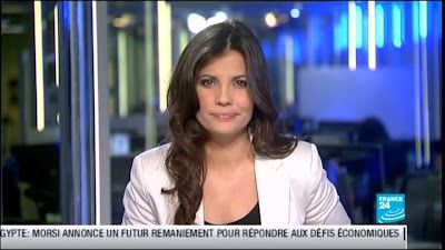 2012 12 27 - ELISABETH ALLAIN - FRANCE 24 - PARIS DIRECT @07H00