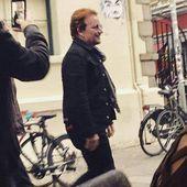 Bono à Dublin le 22/04/2017 - U2 BLOG