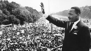 Martin Luther King sous Trump