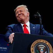 Donald Trump : une stratégie de défense comme on n'en a jamais vu