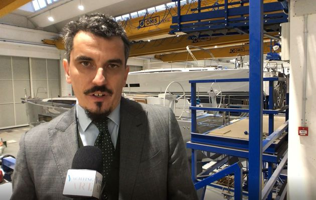 Solaris Yachts - interview with Frederico Gambini, president of the shipyard
