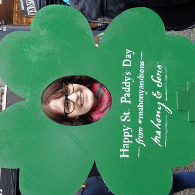 Vancouver goes green - St. Patricks Parade