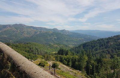 Séjour Ardéchois : le département aux montagnes sauvages !!! (1ère partie)