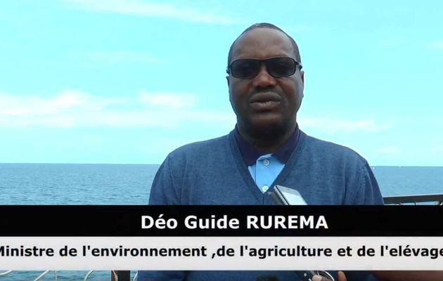 Des mesures arrêtées pour protéger le littoral du Lac Tanganyika