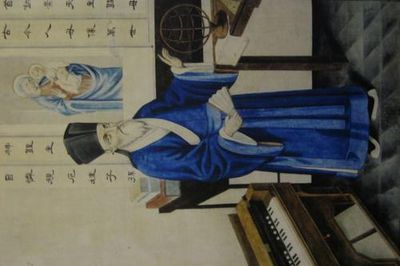 Matteo Ricci, jésuite et missionnaire en Chine