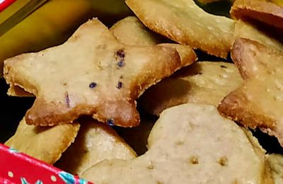 shortbread - galletas escocesas