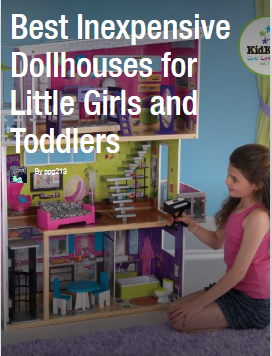 Top-Rated Dollhouses for Little Girls