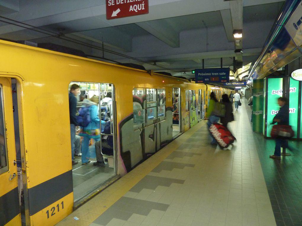 Album - Metro-Buenos-Aires