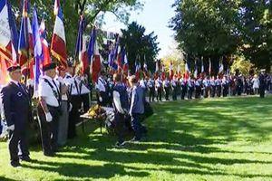 Dijon se souvient et commémore les 71 ans de la Libération de la ville