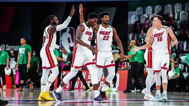 Le Miami Heat double la mise contre les Boston Celtics (2-0)