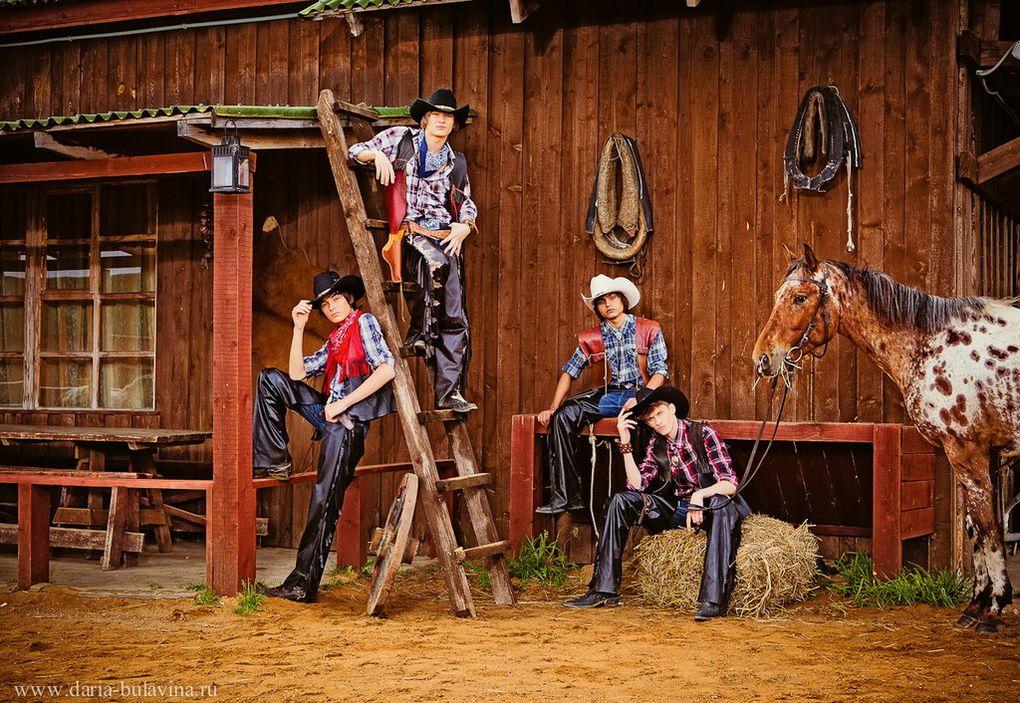 Album - Heroes-Cowboy-06-2012