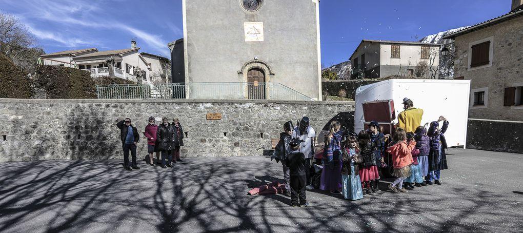 16 eme carnaval avec l'association le Riou