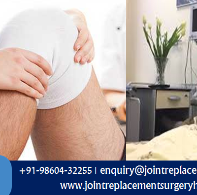 A Middle East Patient Undergoing Knee Replacement Surgery In India Go Ga-Ga Over The Treatment Output