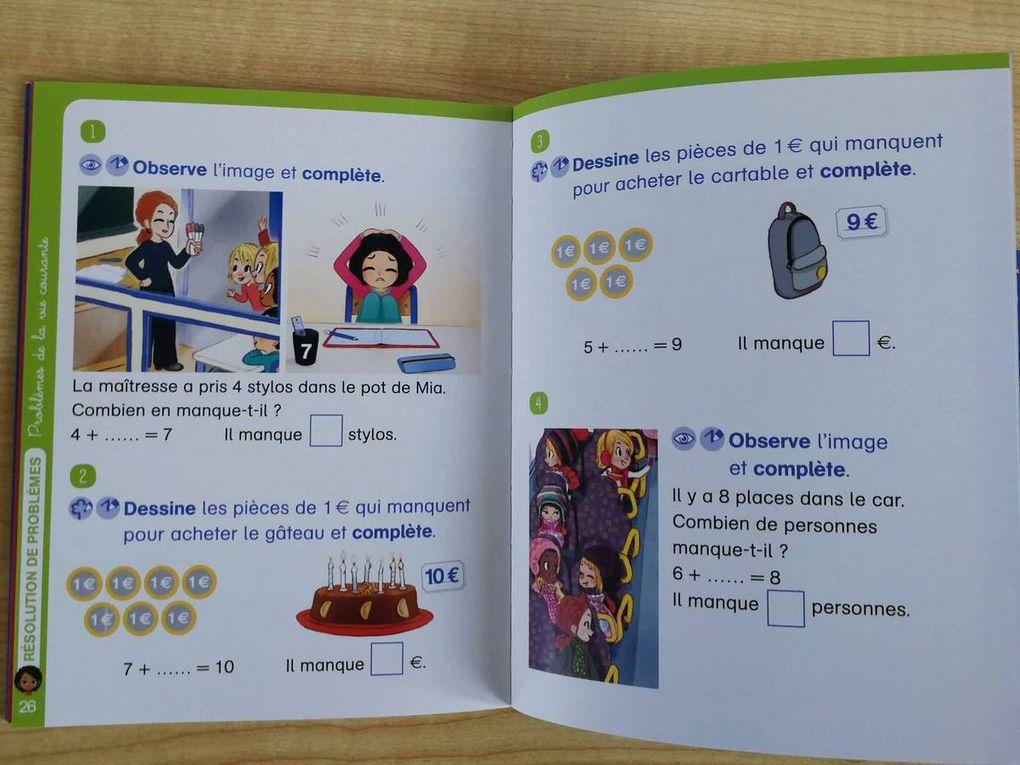 Les Maths du CP- Flammarion Jeunesse
