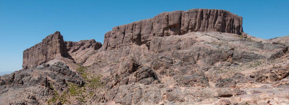 Maroc : la traversée Nord Sud du Djebel Saghro