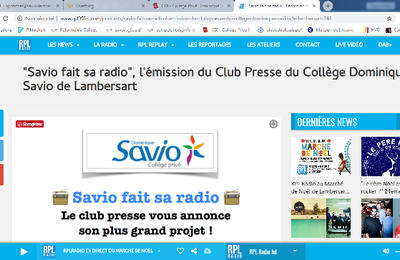 Savio fait sa Radio : le Podcast !