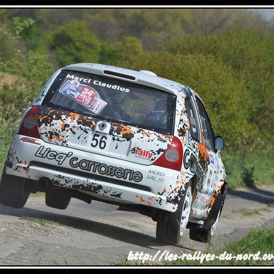 Rallye de la Lys 2017