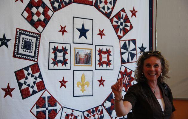 musique country et line dance par le Country Liberty Club