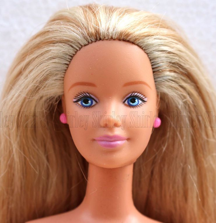 """FLORIDA VACATION"" BARBIE DOLL 1998 MATTEL #20535"