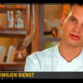 """Maximilien Dienst (Top Chef) viré par la RTBF à cause d'une """"bonne blague"""""""