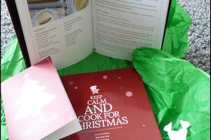 Keep calm and cook for Christmas : livre des blogueurs culinaires à gagner