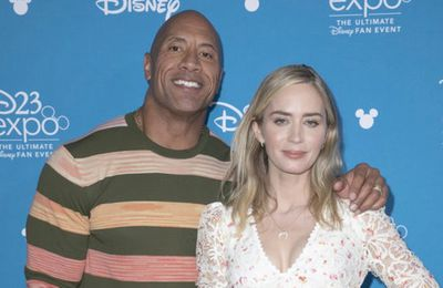 Dwayne Johnson et Emily Blunt collaborent de nouveau sur Ball and Chain
