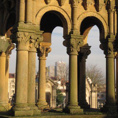 Cimetière de Préville à Nancy ( Meurthe et Moselle)