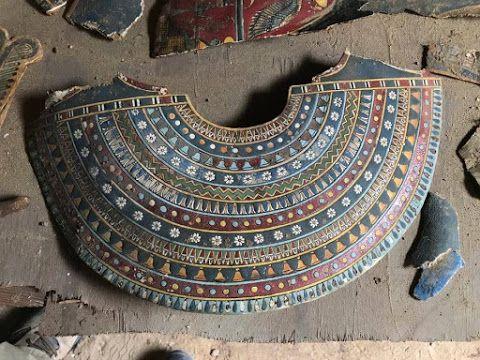 Crédit photos : Ministère du Tourisme et des Antiquités Egyptiennes