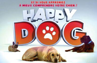 """Ice et Elium inaugurent """"Happy Dog"""" ce samedi sur M6"""
