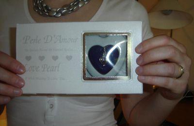 25 Mai 2008 : Cadeau de fête des mères..