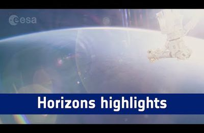 Horizons Mission Time-Laps @esa