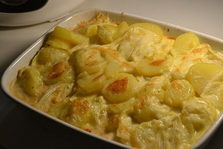 Tartiflette cookeo weight watchers