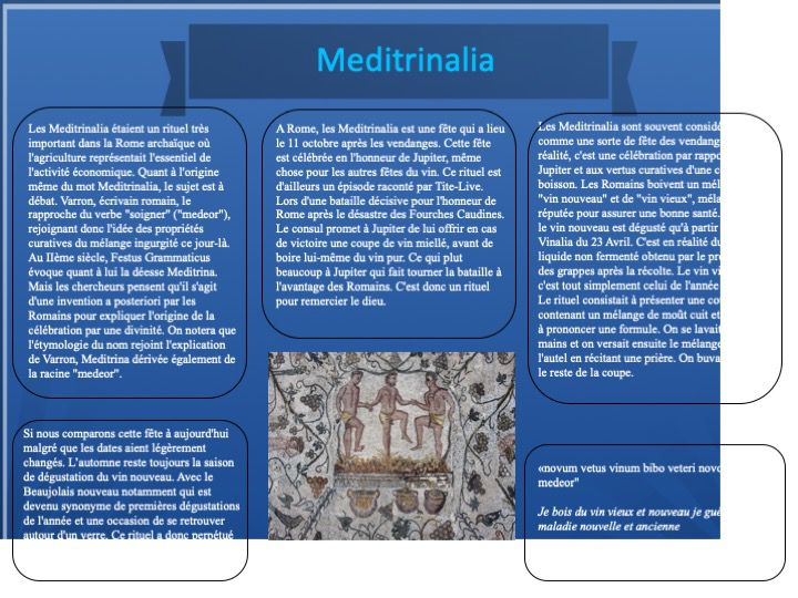 The relationship between men and gods : a frieze on the festivals celebrated in ancient Rome