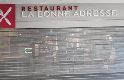 "Restaurant""La bonne adresse"""