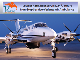 Vedanta: Role of Ventilator in Different Conditions: The Air Ambulance Service in Ranchi