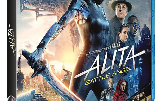 [REVUE CINEMA BLU-RAY] ALITA BATTLE ANGEL