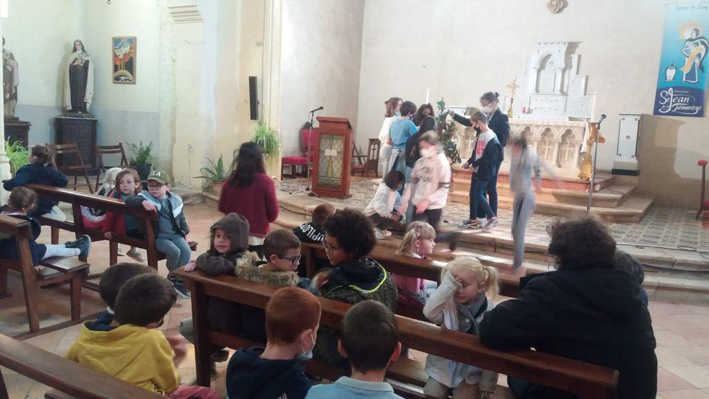 Pâques à l'école Sainte Anne