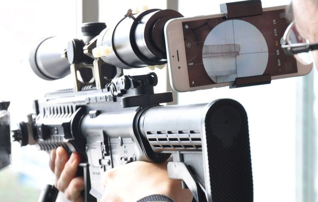 How to pick out the bestsight rifle scope phone mount for your rifle?