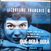 Jacqueline François - Que Sera Sera