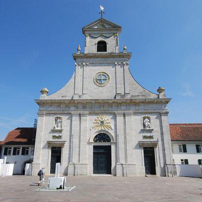 Mariastein - Suisse - Abbaye Notre Dame de la Pierre