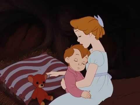 Peter pan *Une maman d'amour - Le besoin d'aimer*