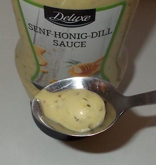 Lidl Deluxe Senf-Honig-Dill Sauce