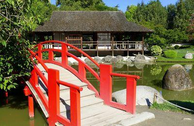Le jardin japonais Pierre Baudis à Toulouse