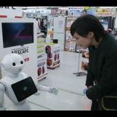 Robot Humanoid Jadi Salesman Untuk Nestle Jepang