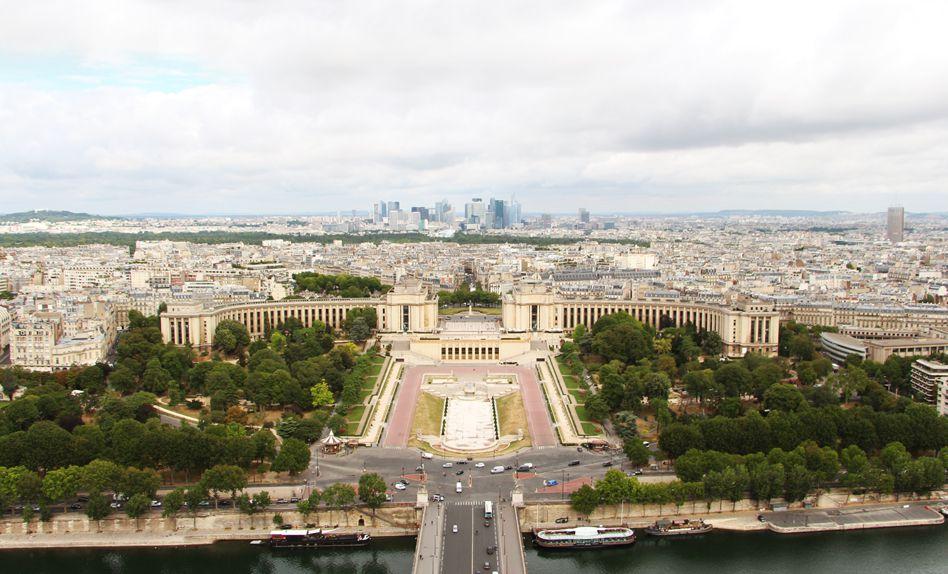Trocadéro, Musée de l'Homme