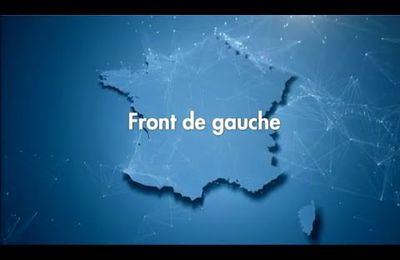 Clip officiel Front de Gauche, élection européenne.