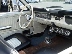 AC87 • Ford Mustang cabriolet V8 289 ci '65