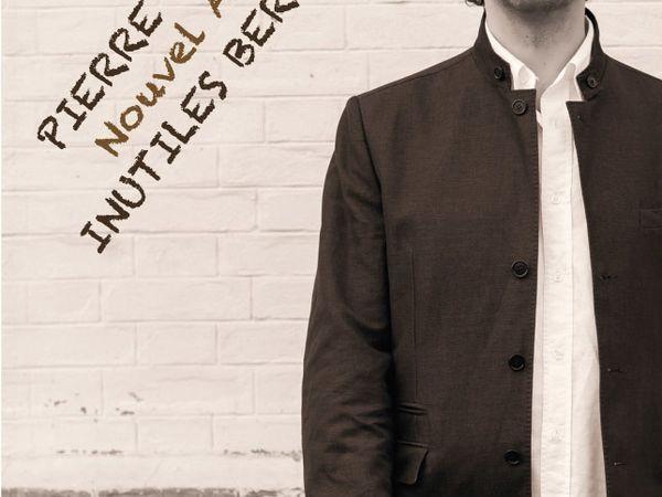 """pierre cravan, un chanteur français qui fit partie du groupe syrinx et du combo ekynox et un bien bel album en solo """"inutiles berceuses"""""""