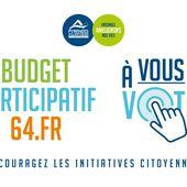 Le budget participatif du 64